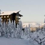 Alpine Hotel by Swedish architects
