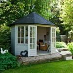 Summerhouse Style Garden - Ideas