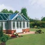 Ideas of Country Conservatories