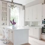 Ideas for White Kitchens