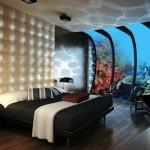 Underwater Living Space Idea