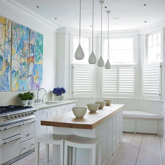 White Kitchens – Fresh Ideas   Ideas for Home Garden ...