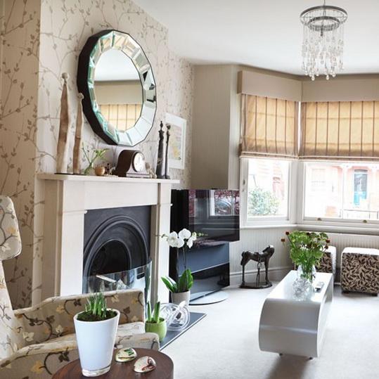 Wallpaper Ideas for Living Room | Ideas for Home Garden ...