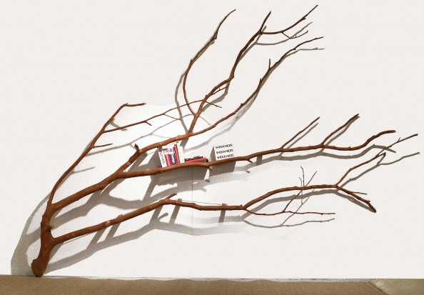 Branch Bookcase