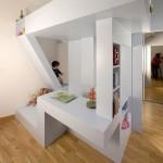 Eva's bed by h2o architectes