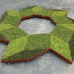 Fractal Garden - A Garden On Wheels
