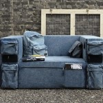 Quinze & Milan For Eastpak Sofa Collections