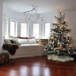 10 variants of how to decorate the house for Christmas and New Year