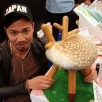 "Chair ""Bambi"" by Takeshi Sawada"