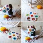 The Crochet Rug Makes