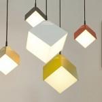 Dado lamp from Julian Apelius for company Pulpo