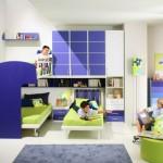 Design children's rooms