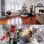 Living Room Christmas Decorations