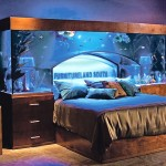 Creative design bed from Wayde King and Brett Raymer