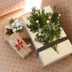 Decorate gifts green living