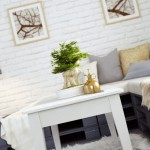 Interior with Bonsai
