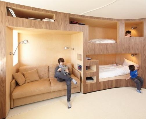 1-interesting-decision-bunk-beds-childrens-room