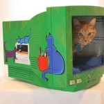 Interior of any apartment can be converted to Cat House