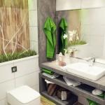 Interior design ideas for the bathroom