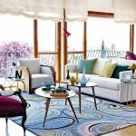 Retro interior designer Teresa Abaitua