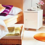 Creative ideas for storing things in the bedroom