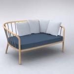 Armchair by Felix de Pass