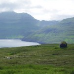 Eco-house on the edge of the earth