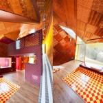 Bright house in Korea