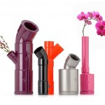 Pipes in the form of vases