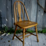 Transfiguration old chair