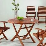 Wonderful wooden garden furniture