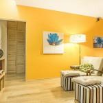 Two-bedroom apartment in Kiev