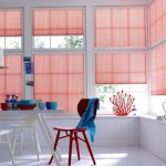 Beautiful and bright shutters in interior