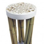 Eco bamboo furniture in your home