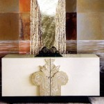 Exquisite furniture in the style of Art Deco