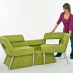 Pullout sofa and bright