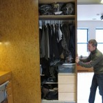 Simple ideas of how to save the living space