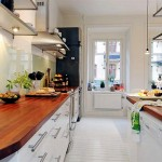 White kitchen. Don't be afraid of the color!