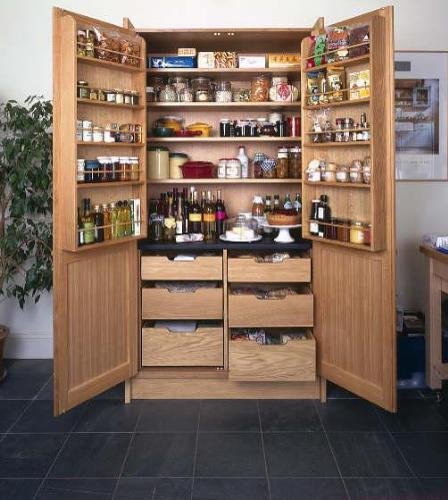 1-Restore order in the pantry!