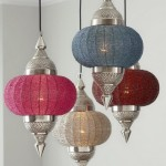 Lamps in Indian style