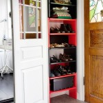 Original solutions for storage of shoes from Ikea