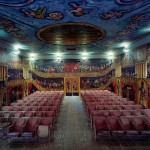 The most remarkable interiors of opera houses