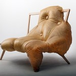 Scary and bold sofa