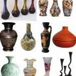A few tips on how to use the vases in the interior