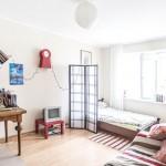 Studio apartment on Pozniaki