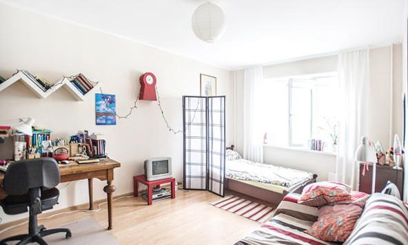 1-Studio apartment on Pozniaki