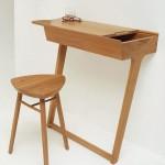 Designer table Quello from the studio Ercol