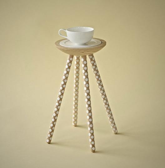 1-beige table