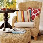 Comfortable and beautiful wicker furniture