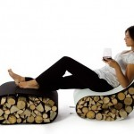 Convenient folding chair Flex